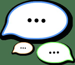 Regular conversations happen with happy employees